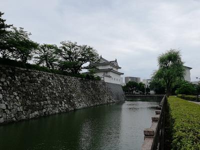 巽櫓と石垣