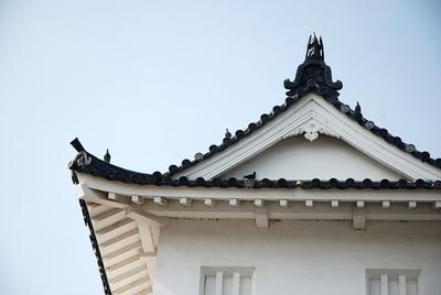 大手隅櫓の家紋