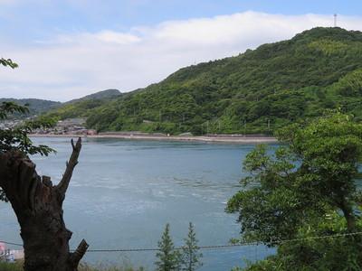 大島側の水源