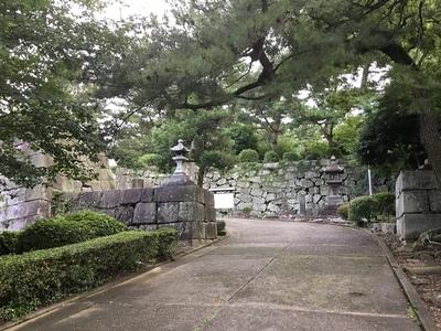 冠木御門跡