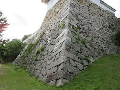 巽櫓台石垣