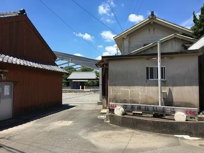 安乗神社駐車場