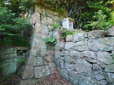 石垣遺構①