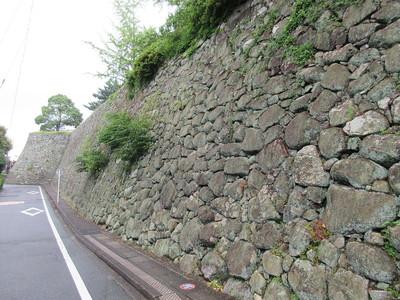 二ノ丸石垣