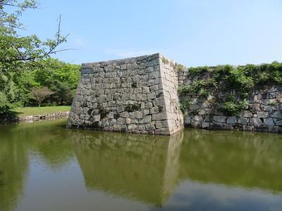 本丸東北隅櫓台