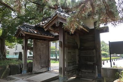 旧前川口門