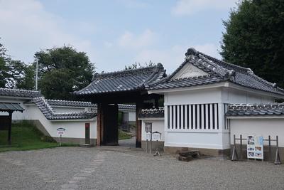 弘道館入り口