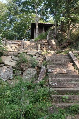 天主への石階段