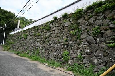 武家屋敷跡石垣Ⅱ