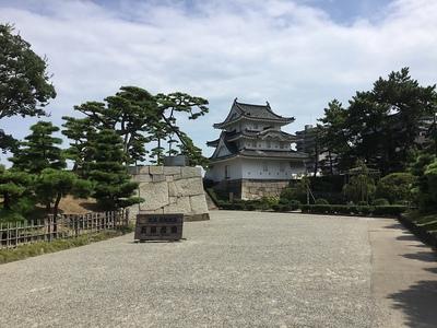 旧東の丸艮櫓