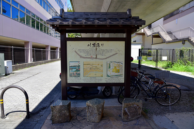 旧川廓町 (東海道沼津宿)