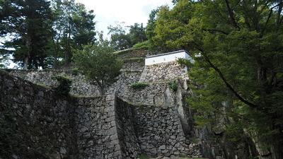 真田丸OPに使われた印象的な石垣
