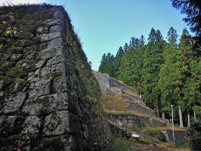 六段壁(西側)