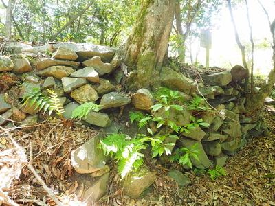 石垣◆大手門跡