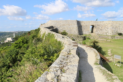 二の郭城壁