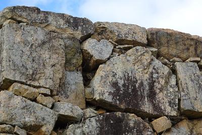 ハートの石