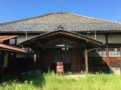 移築 藩校弘道館講堂(金亀会館)