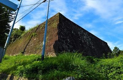 本丸詰門西脇櫓台石垣