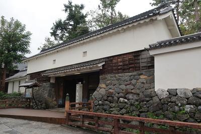 旧柳口門(東門)