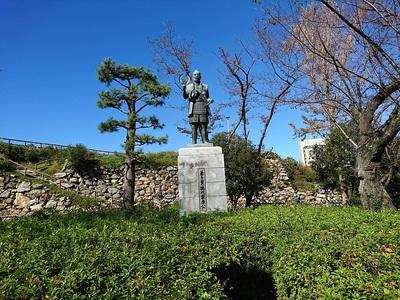 若かりし日の徳川家康像