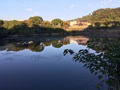城ノ腰ため池