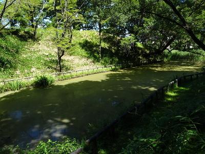 三郭北側水堀