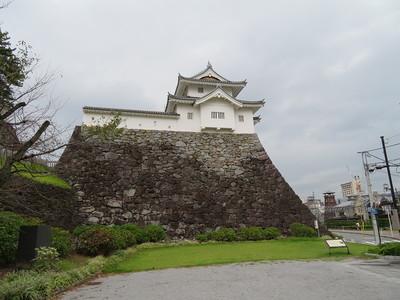 稲荷櫓(東側から)