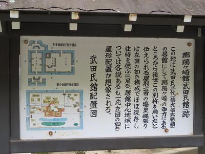 躑躅ケ崎館(武田氏館)跡
