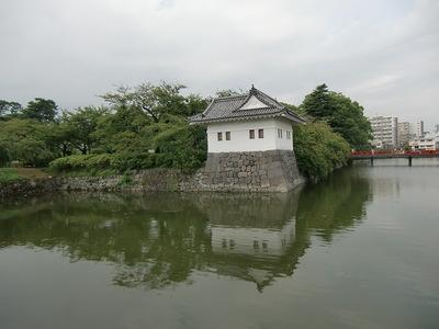 二の丸の隅櫓