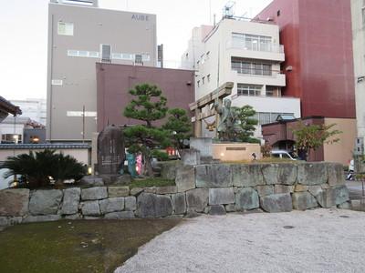 北の庄城址・柴田公園