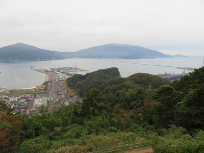 展望台から北側景色