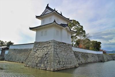 三の丸大手隅櫓(北東側)