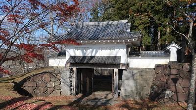 綱御門(西側から)