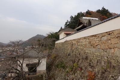 松連寺の石垣