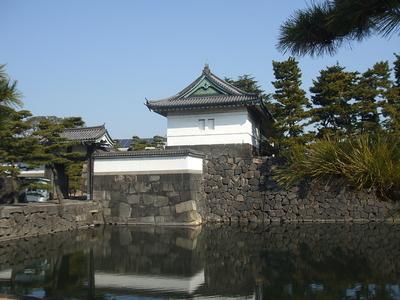 江戸城桔梗門