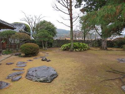 五藤家安芸屋敷(庭園)