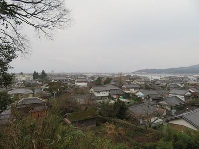 三ノ段からの眺望