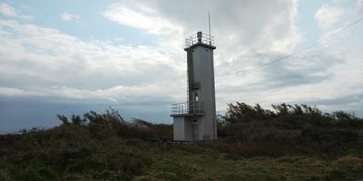 天守ならぬ灯台