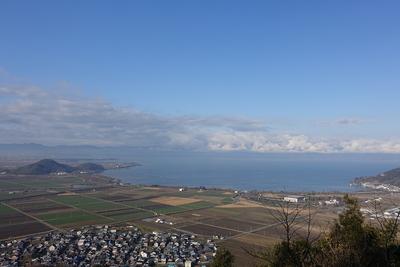 西の丸址からの眺め