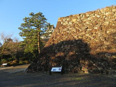 三ノ丸石垣
