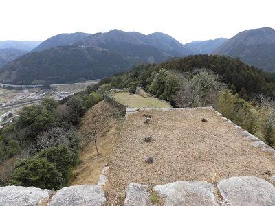 三の丸と南櫓門