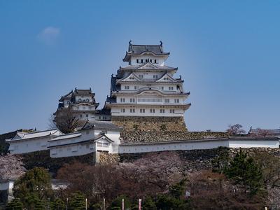姫路城 天守 圧倒的存在感