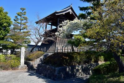 史跡 忍城の鐘