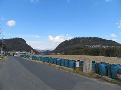 高山城と新高山城