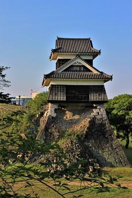 戌亥櫓(北側)