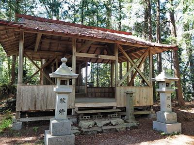 岩村城 霧ヶ城神社