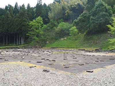 朝倉義景館跡