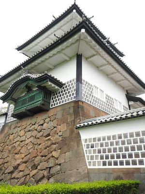 石川櫓(石川門)