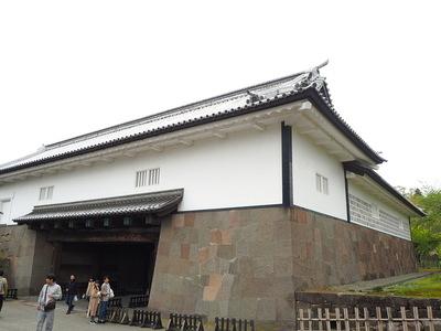 石川門二の門