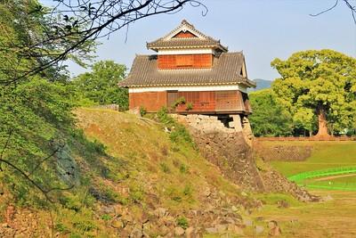 戌亥櫓(東側)